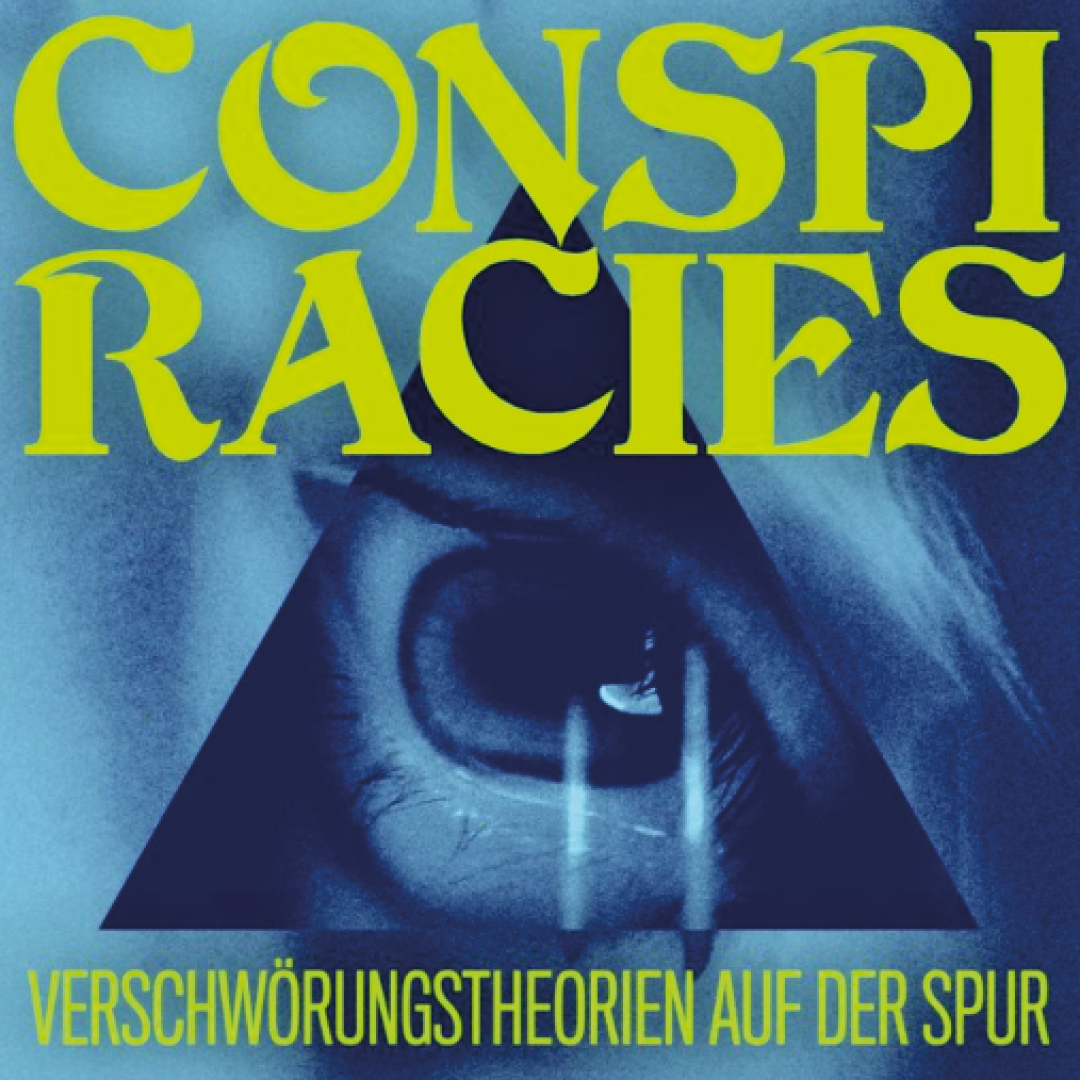 Cover Conspiracies Podcast Eins