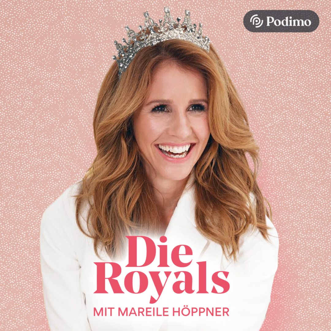 Cover Die Royals Podcast Eins
