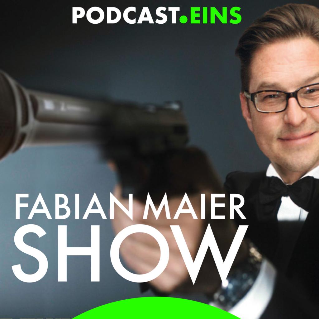Cover Fabian Maier Show Podcast Eins