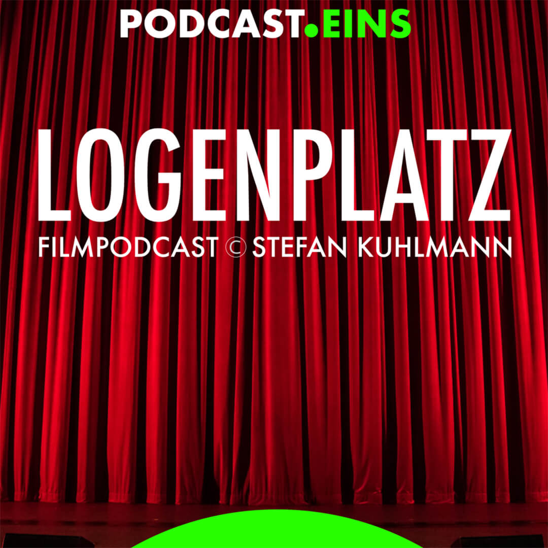 Cover Logenplatz Podcast Eins