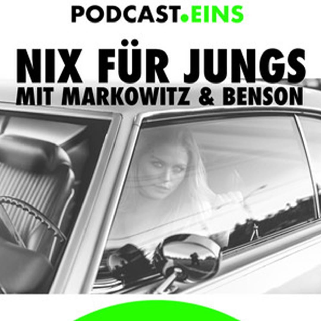 Cover Nix für Jungs Podcast Eins