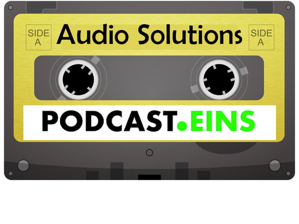Podcast News Audio Solution Podcast Kassette