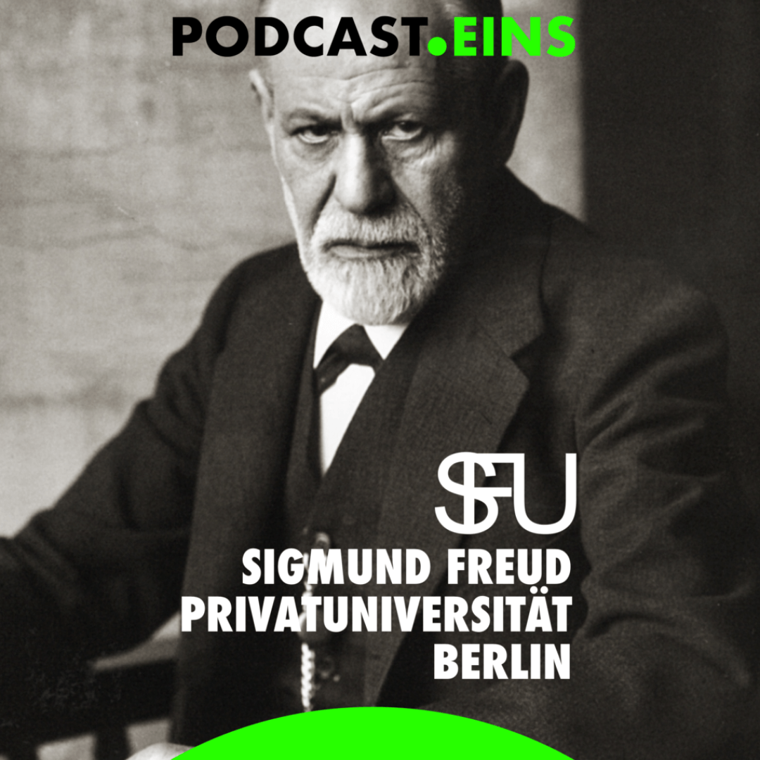 Cover SFU Berlin Podcast Eins
