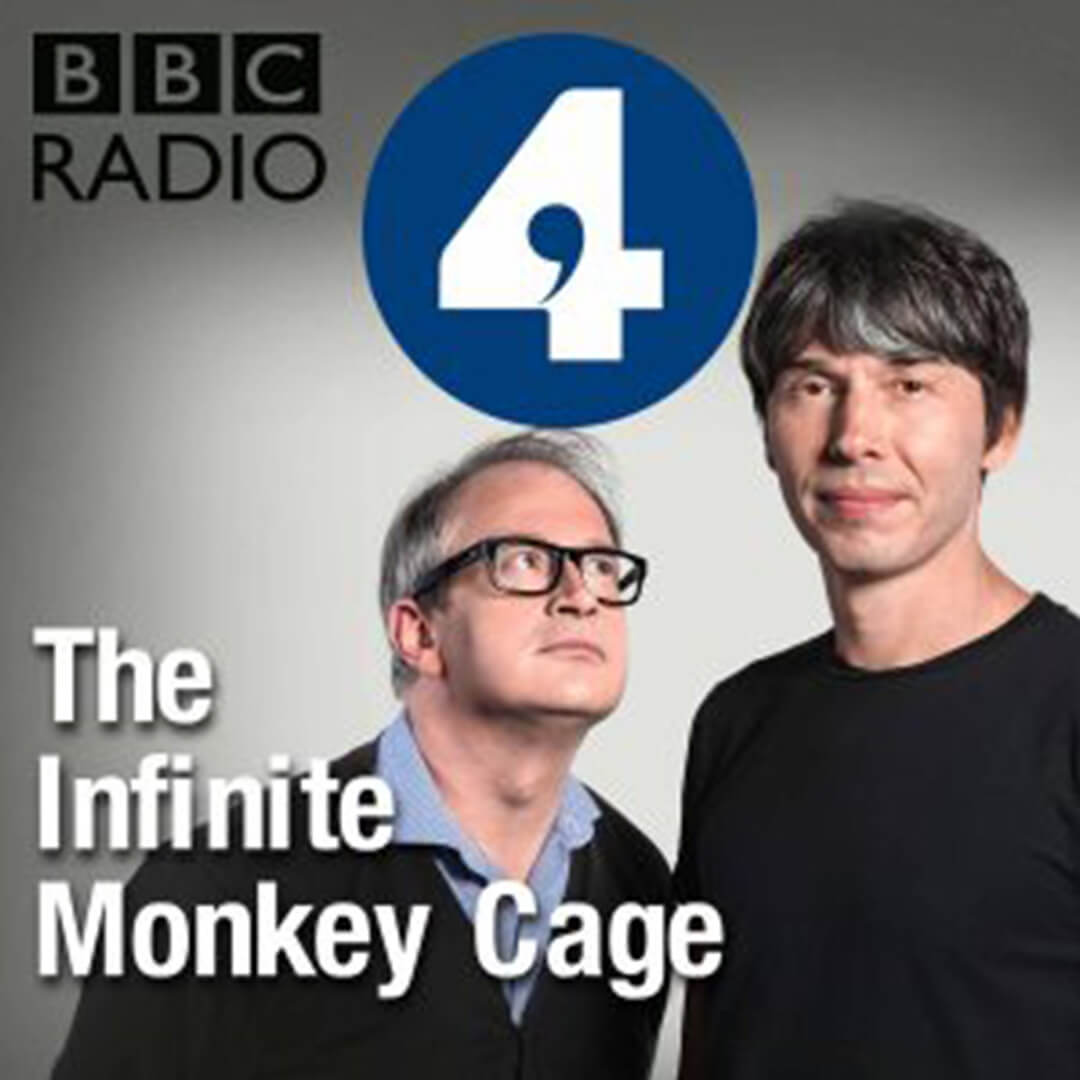 Cover Infinite Monkey Cage Podcast