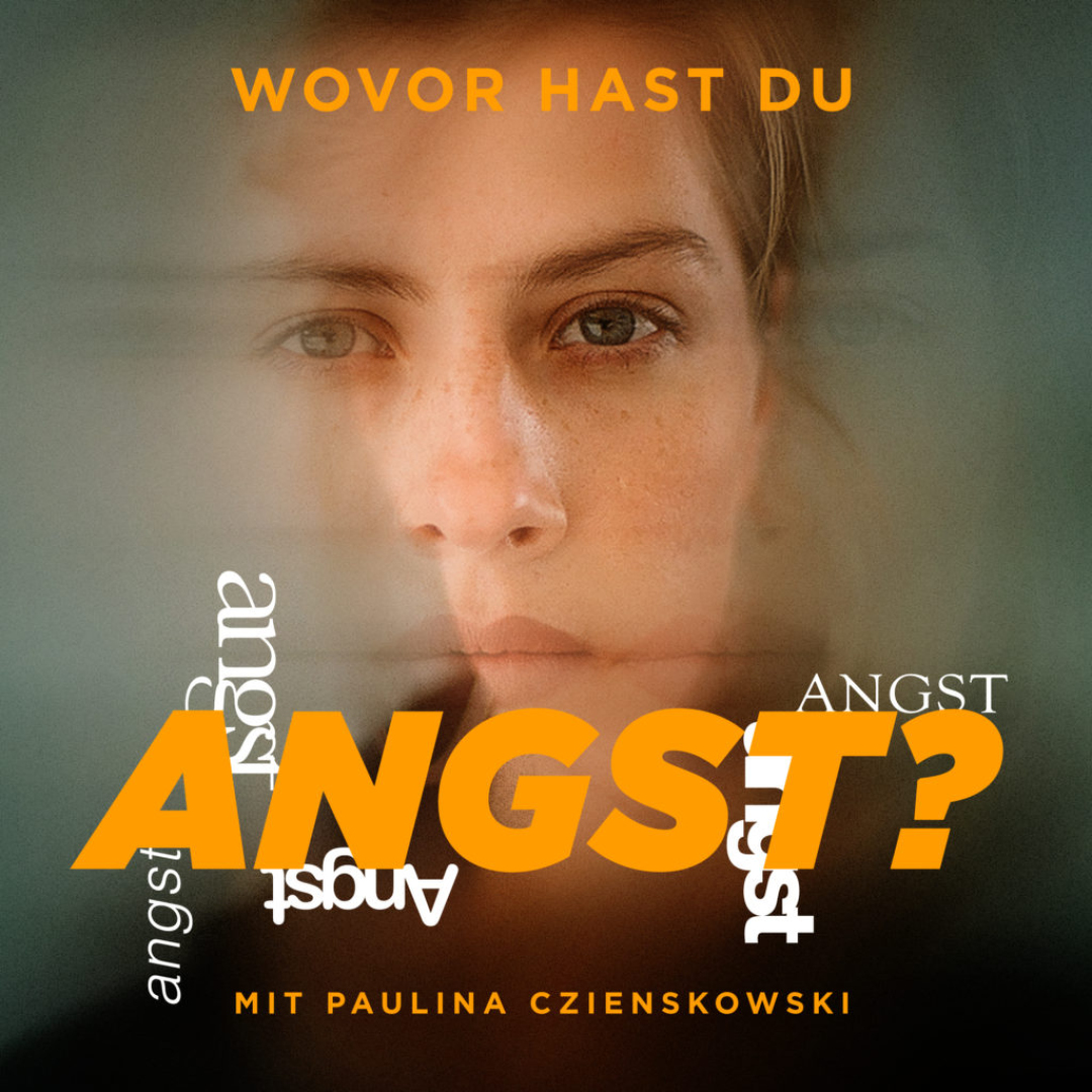 Cover Wovor hast du Angst Podcast Eins