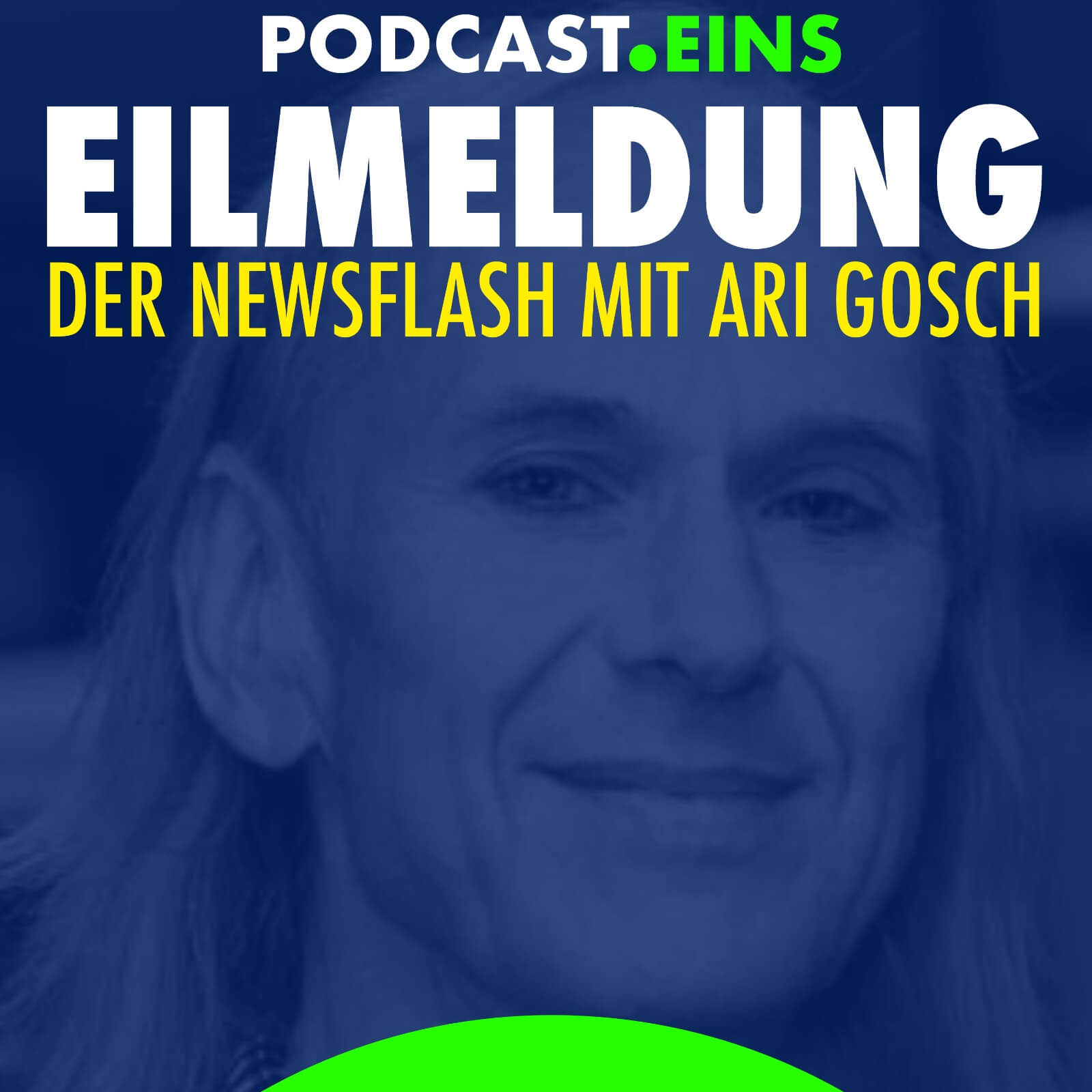 Cover Eilmeldung Podcast Eins
