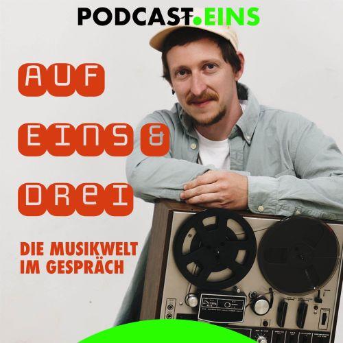 Cover Auf Eins und Drei Podcast