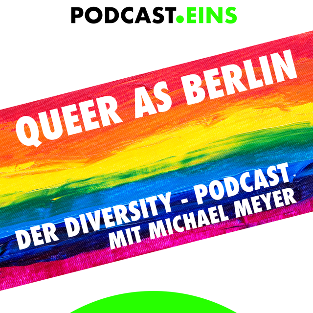 Cover Queer as Berlin Podcast